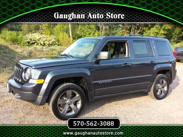 2015 Jeep Patriot LATITUDE 4WD  SUNROOF