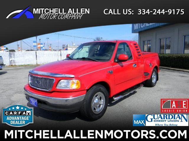 2002 Ford F-150 Lariat SuperCab Flareside 2WD