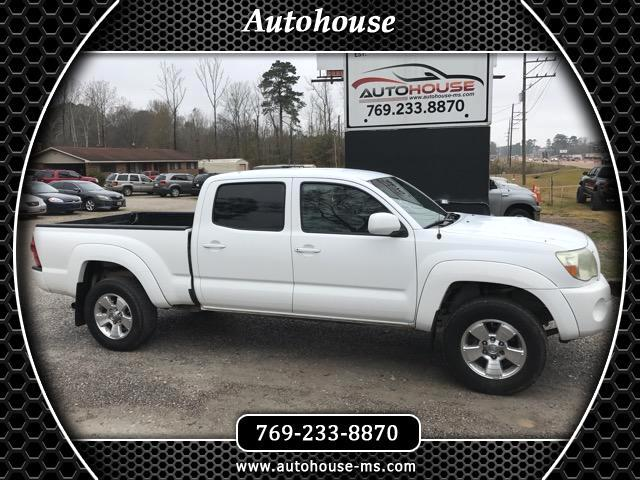 2008 Toyota Tacoma 2WD Double Cab V6 AT PreRunner (Natl)