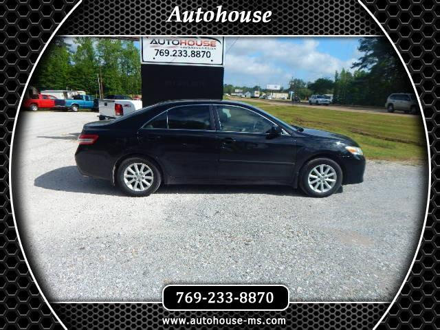 2011 Toyota Camry 4dr Sdn I4 Auto XLE (Natl)