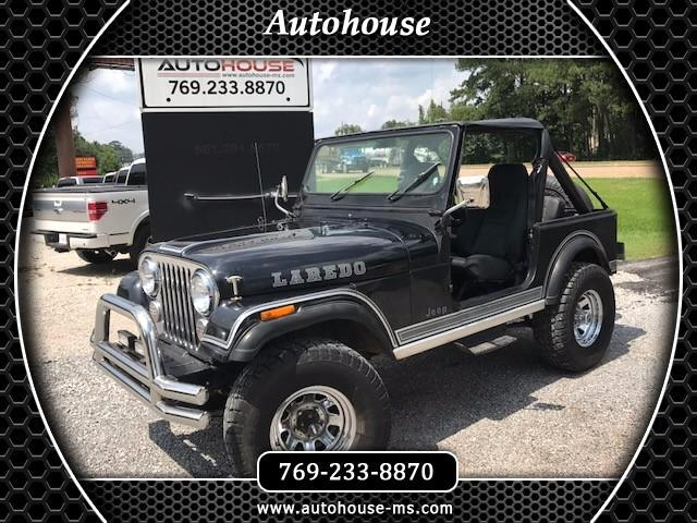1982 AMC CJ7 Base