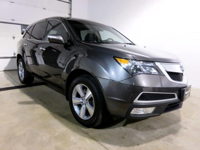 2012 Acura MDX SH-AWD 6-Spd AT w/Tech Package