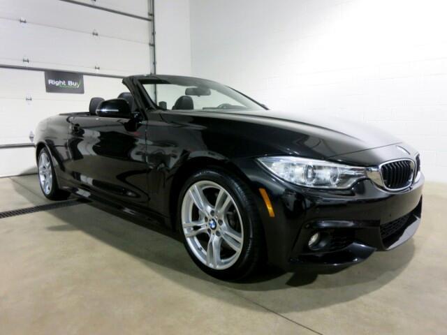 2015 BMW 4-Series 435i xDrive convertible
