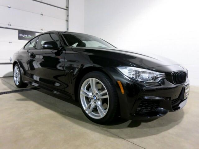 2015 BMW 4-Series 435i xDrive