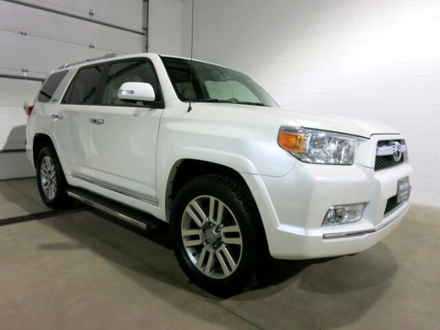 2012 Toyota 4Runner Limited V6 4WD