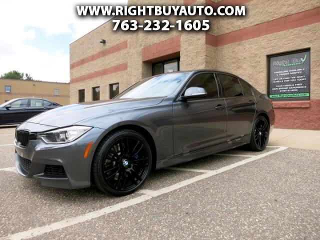 2014 BMW 3-Series 335i xDrive Sedan