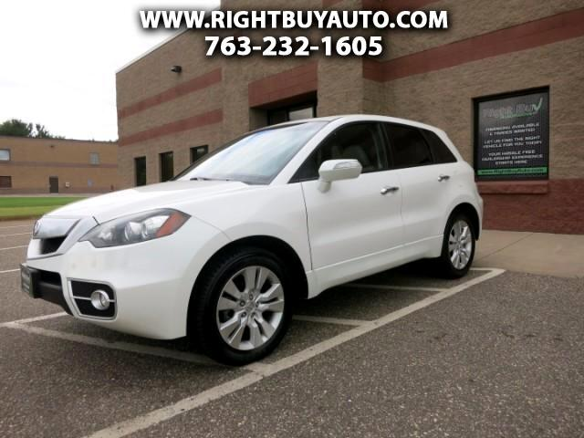 2011 Acura RDX 5-Spd AT