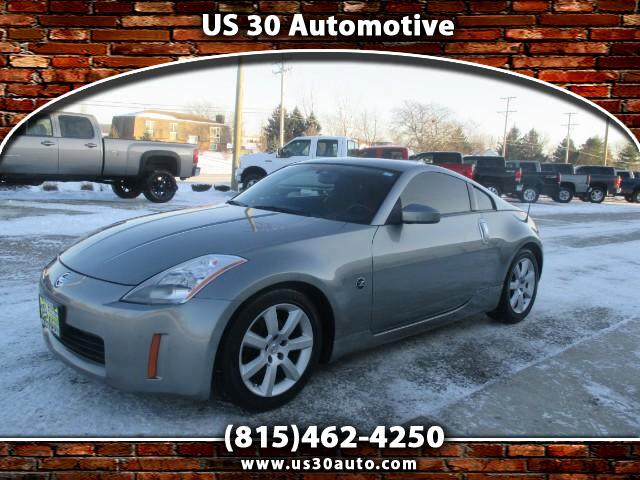 2005 Nissan 350Z Track Coupe