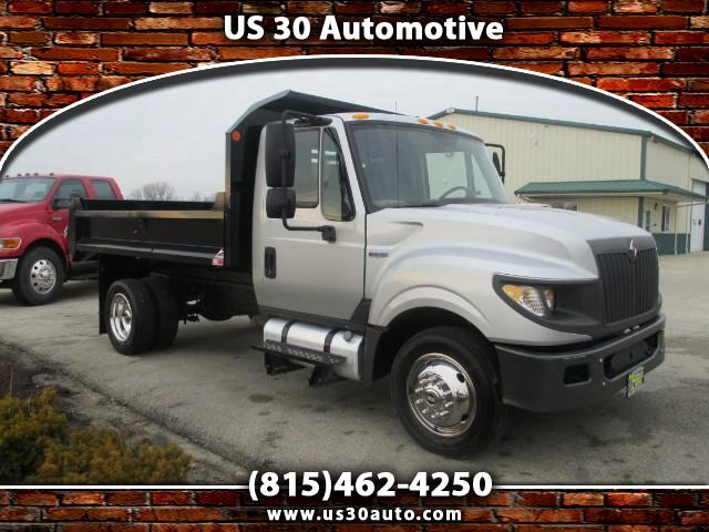 2013 International TerraStar Dump Truck