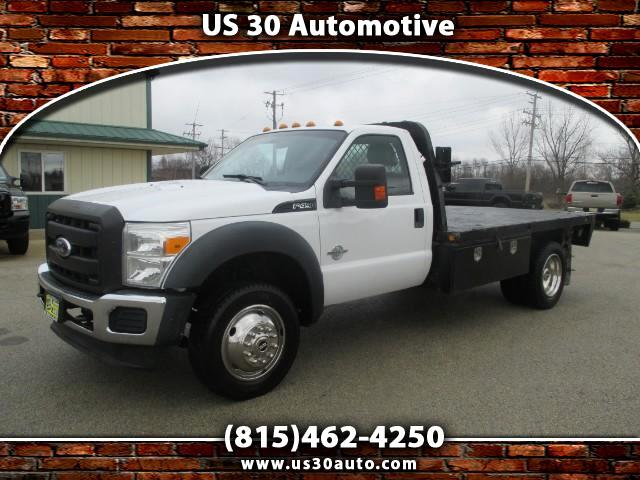 2011 Ford F-450 Regular Cab DRW 2WD