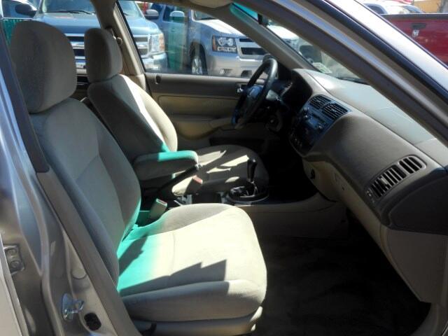 2002 Honda Civic Base