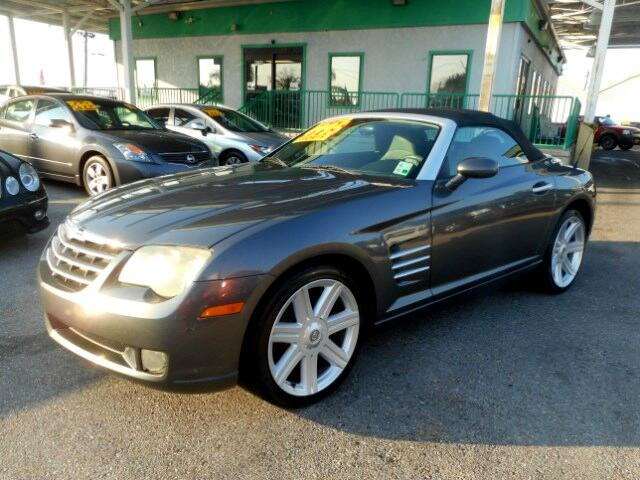 2005 Chrysler Crossfire Roadster Limited