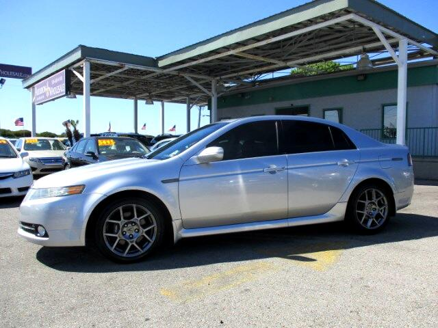 2008 Acura TL Type-S 6-Speed MT
