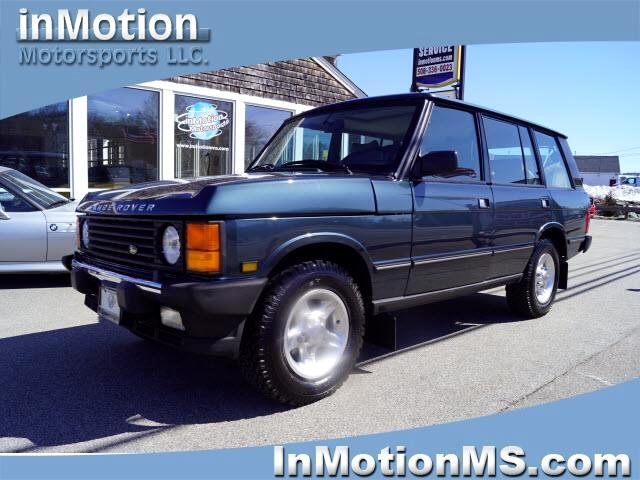 1995 Land Rover Range Rover County Classic