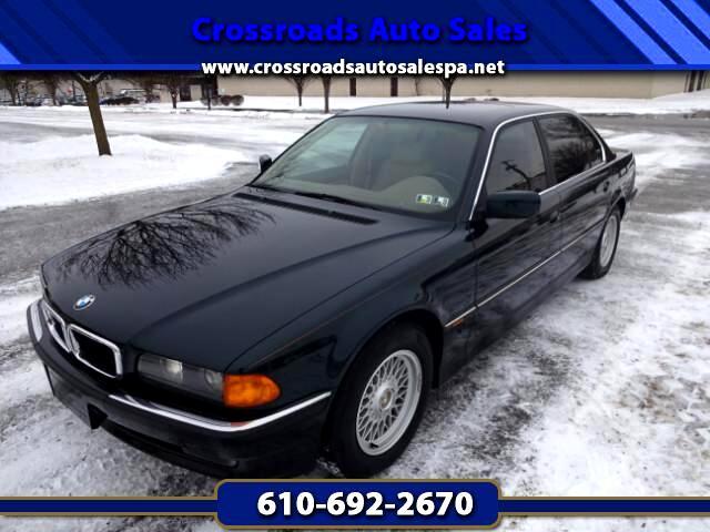 1997 BMW 7-Series 740iL
