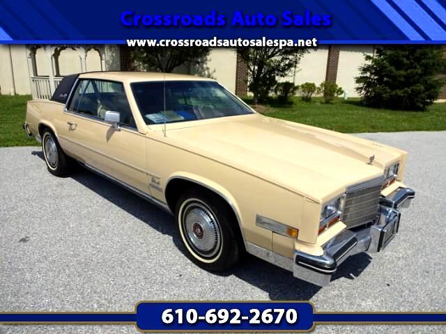 1982 Cadillac Eldorado Coupe