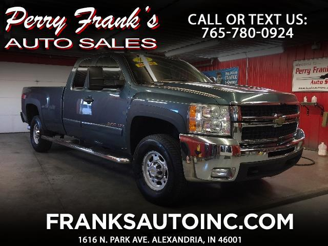 2007 Chevrolet Silverado 2500HD LT1 Ext. Cab Long Box 4WD