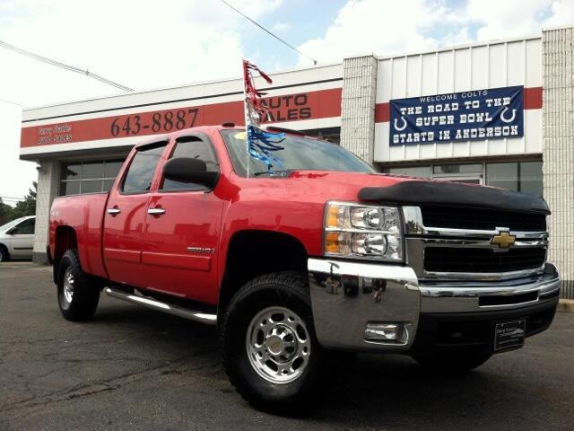 2008 Chevy Silverado 2500hd Crew Cab For Sale - www ...