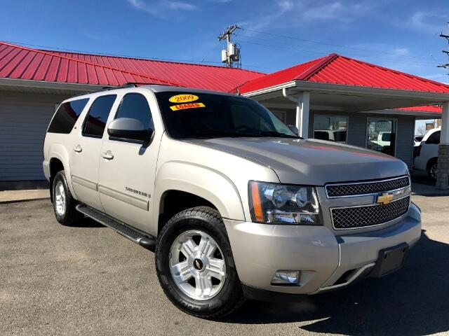 used 2009 chevrolet suburban lt2 1500 z71 4wd for sale in. Black Bedroom Furniture Sets. Home Design Ideas