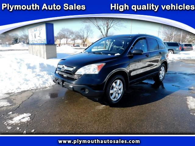 2009 Honda CR-V EX 4WD 5-Speed AT