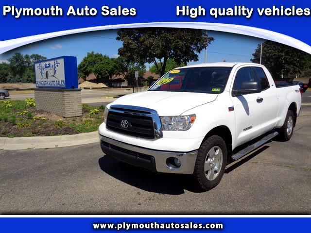 2011 Toyota Tundra Tundra-Grade 5.7L Double Cab 4WD