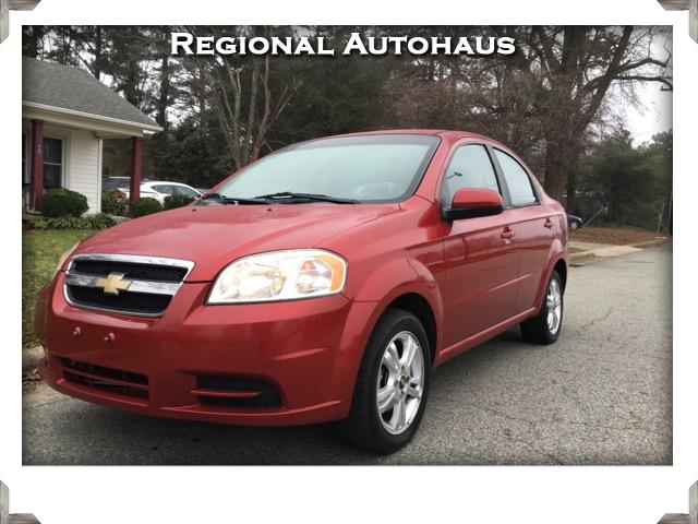 2011 Chevrolet Aveo LT 4-Door