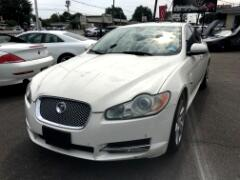 2010 Jaguar XF-Series
