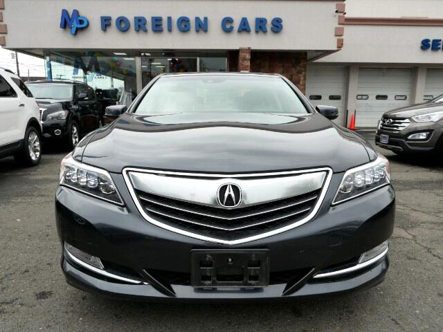 2014 Acura RLX 6-Spd AT