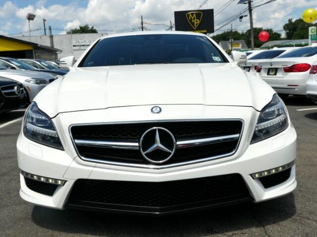 2012 Mercedes-Benz CLS-Class CLS63 AMG