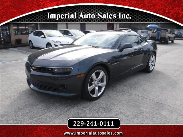 2014 Chevrolet Camaro Coupe 2LT
