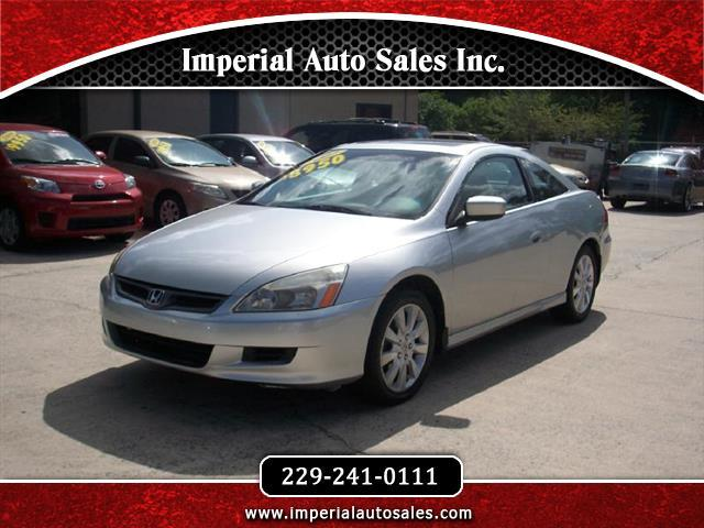 2007 Honda Accord LX V-6 Coupe AT