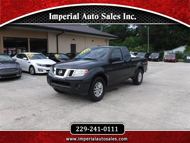 2014 Nissan Frontier SV King Cab 6MT 2WD