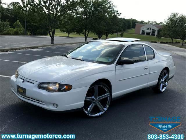 2001 Chevrolet Monte Carlo LS