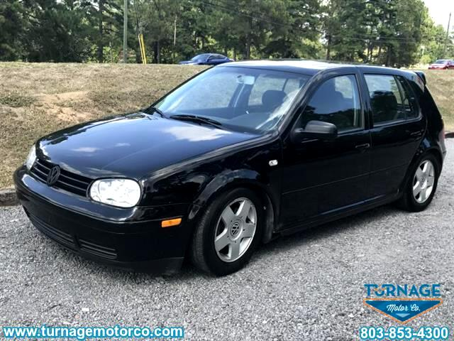 2001 Volkswagen Golf GLS 2.0