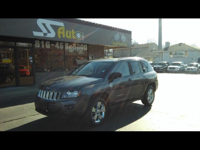 2015 Jeep Compass Sport 4WD