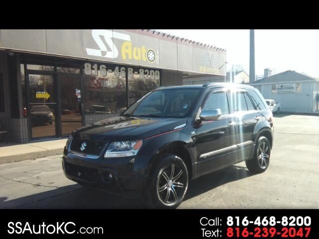 2008 Suzuki Grand Vitara Luxury 4WD