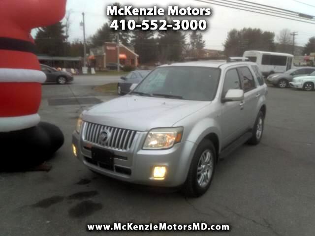 2009 Mercury Mariner Premier V6 2WD