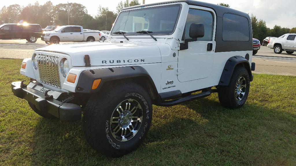 2004 Jeep Wrangler Hard Top