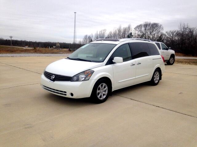 used 2007 nissan quest for sale in saltillo ms 38866 global auto sales. Black Bedroom Furniture Sets. Home Design Ideas