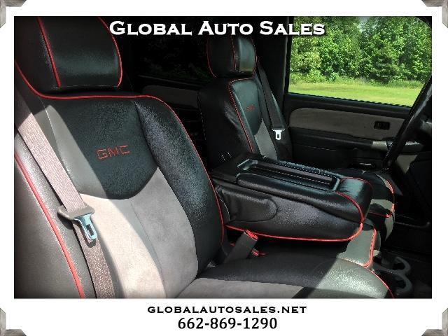 2004 GMC Sierra 1500 SLE Crew Cab Short Bed 4WD