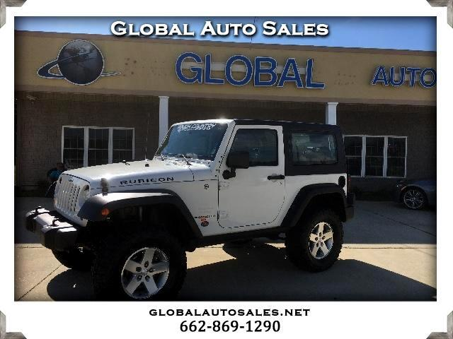 2008 Jeep Wrangler Rubicon