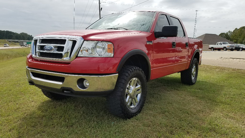 2007 Ford 1/2 Ton Truck