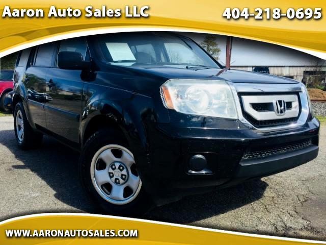 2011 Honda Pilot LX 2WD 5-Spd AT