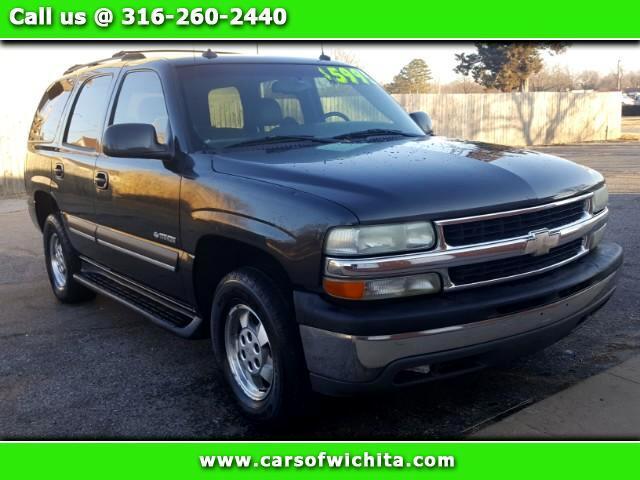 2003 Chevrolet Tahoe 2WD 4dr 1500 LT