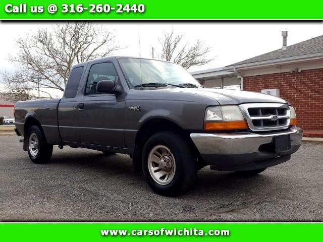 """1999 Ford Ranger 2WD 4dr SuperCab 126"""" XLT"""