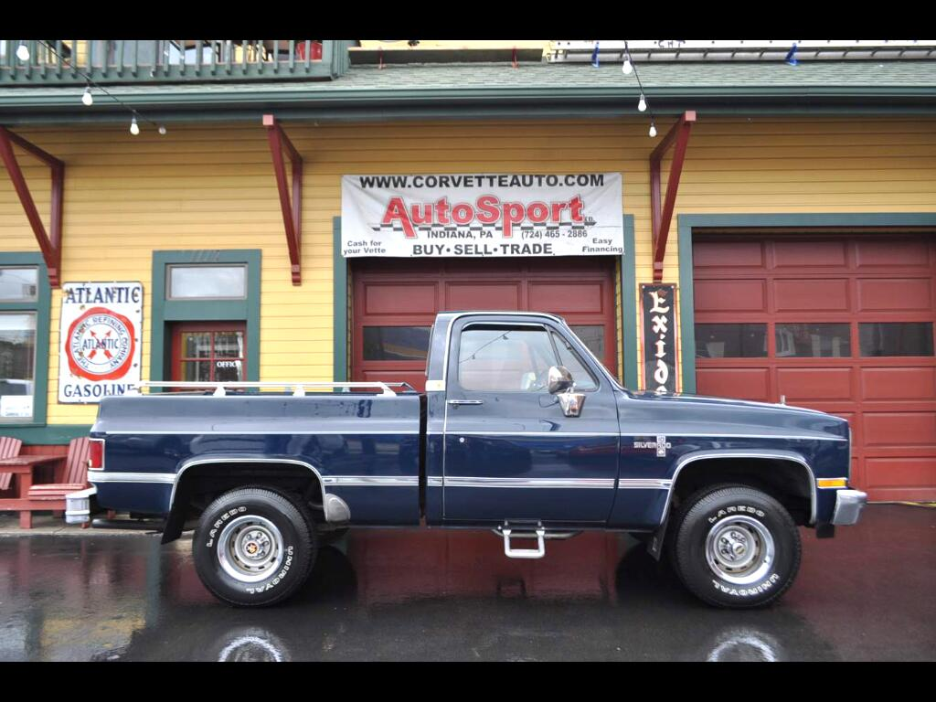 1985 Chevrolet C/K 10 Fully Loaded Cold AC Southern Truck!
