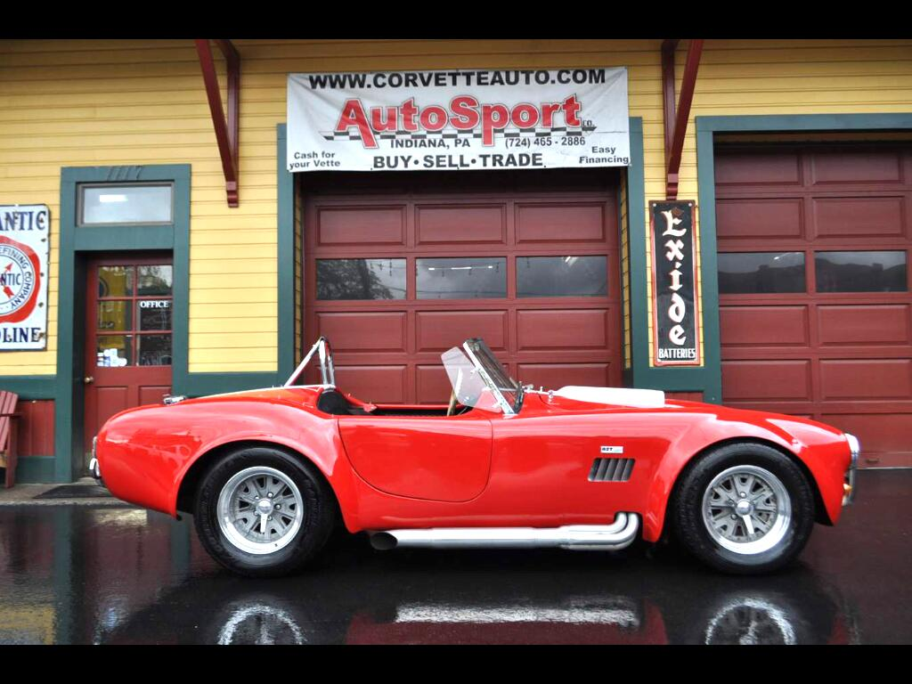 1965 AC Cobra 427ci Big Block AC Cobra!