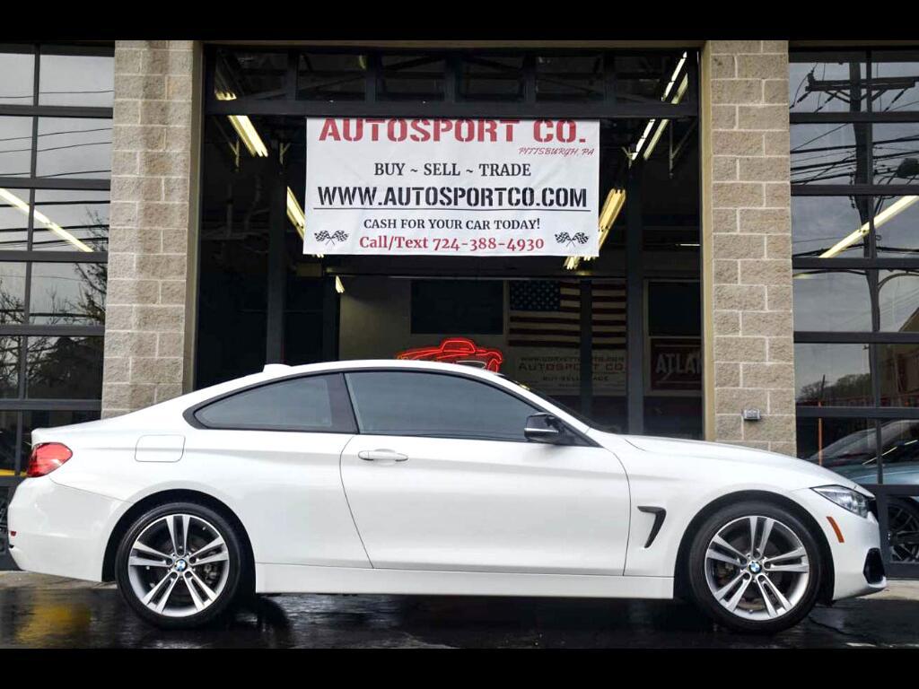 2014 BMW 4-Series 428i xDrive w/Sport Pkg.