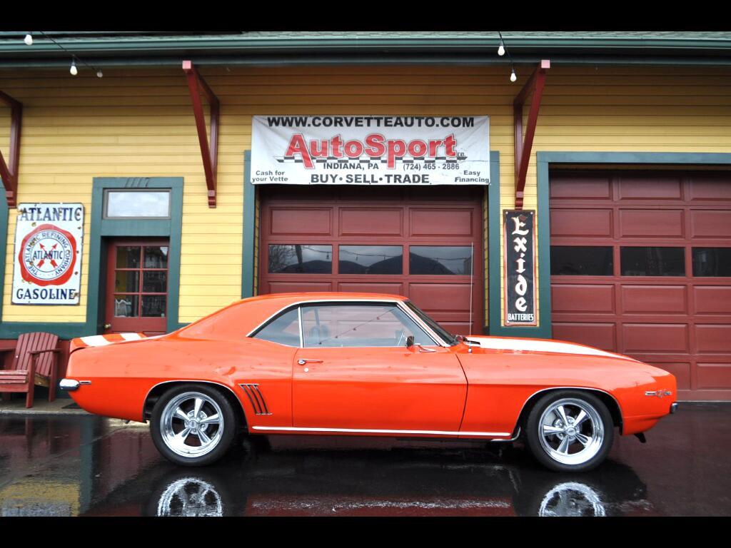 1969 Chevrolet Camaro 1969 Z28 Hugger Orange Camaro Southern Car