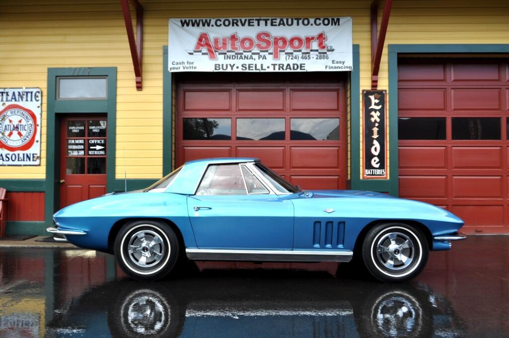 1966 Chevrolet Corvette Documented One Owner Car